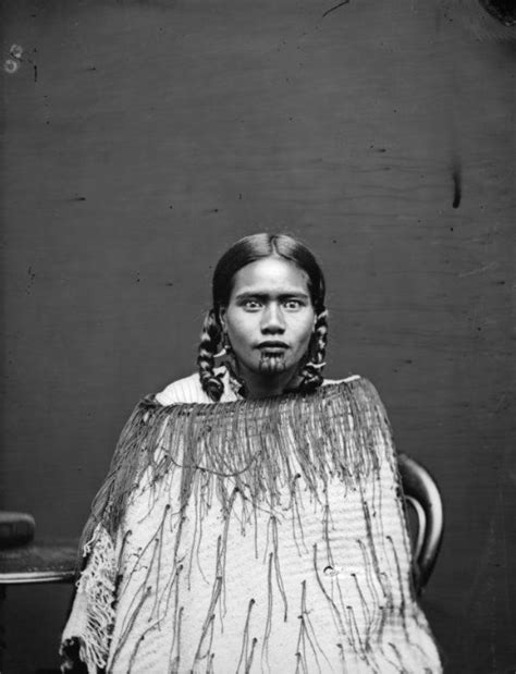 Moko Kauae: 30 Incredible Portraits of Maori Women With