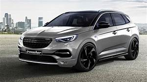 Opel Grand Land X : 2018 opel grandland x gets the tuning treatment from irmscher autoevolution ~ Medecine-chirurgie-esthetiques.com Avis de Voitures