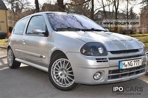 Clio 2 2000 : 2000 renault clio 2 0 16v sport car photo and specs ~ Medecine-chirurgie-esthetiques.com Avis de Voitures