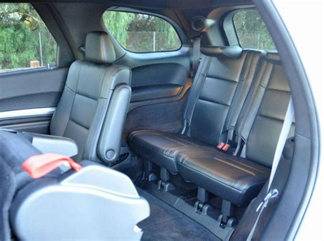 Rav4 How Many Seats by Review 2015 Dodge Durango Ny Daily News