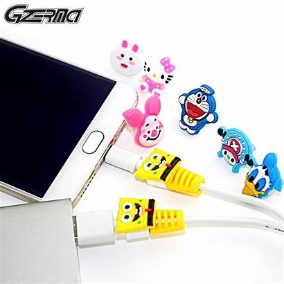 Phone Cartoon Charger Saver Cell Android Charging