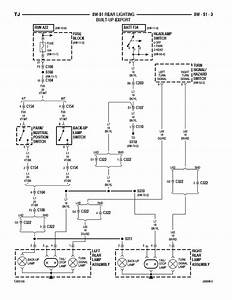 Jeep Grand Cherokee Questions - Right Tail Light Fuse Diagram Jeep 2003 Cherokee