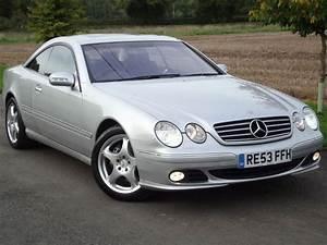 Mercedes Cl 500 : used mercedes cl500 cl 500 immaculate car pristine ~ Nature-et-papiers.com Idées de Décoration