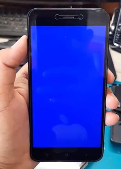 Redmi 5A Blank Biru Solusi Munaz Firmware