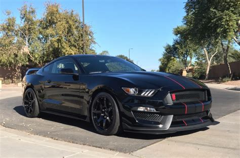 Mustang For Sale by 2016 Ford Mustang Shelby Gt350r For Sale On Bat Auctions