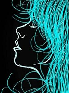 Neon Backgrounds for Girls