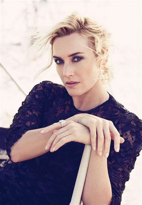 Kate Winslet Talks Husband Ned Rocknroll Kate Winslet Interview