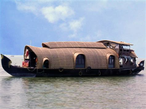 House Boat At Kollam by Indtravel Photos Of Places Monuments Temples Cultural