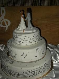 Musique Arrivée Gateau Mariage : gateau de mariage musique ~ Melissatoandfro.com Idées de Décoration