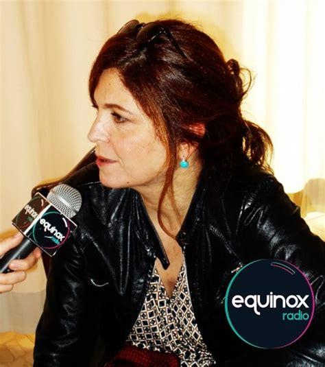 Actrice, réalisatrice, adaptation, auteur de l'œuvre originale, scénariste, voix. Interview Agnes Jaoui
