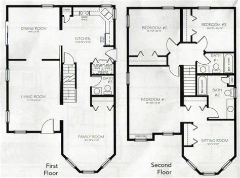 house plans with and bathrooms this is the 2 3 bedroom 3 bathroom house i want to