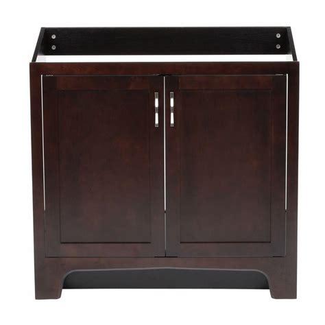 Unassembled Kitchen Cabinets Home Depot by Design House Wyndham 36 In W X 21 In D Unassembled