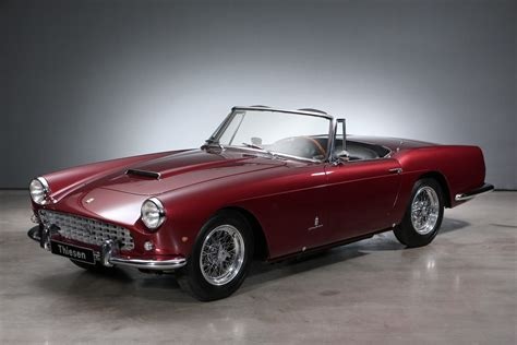 Classics of style and design by michael pininfarina's modulo is set to feature in an exhibition dedicated to some of the most historic cars of. 1960 Ferrari 250 GT SII Pininfarina Convertible For Sale | Car And Classic