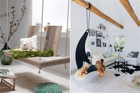Hammock With Stand And Canopy by 25 Examples Of Indoor Swings Turn Your Home Into A
