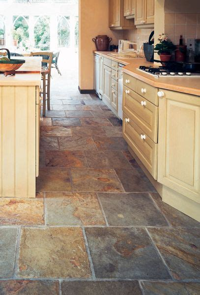 slate kitchen floor tiles best 12 decorative kitchen tile ideas flooring 5319