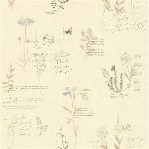 papier sulfuris cuisine papier peint botanique beige papier cuisine et bain
