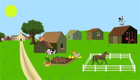 farm buildings clipart clipground