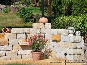 Mauersteine Garten Preise : 20x20x40 cm sandstein mauersteine lagerfugen ges gt ~ Michelbontemps.com Haus und Dekorationen