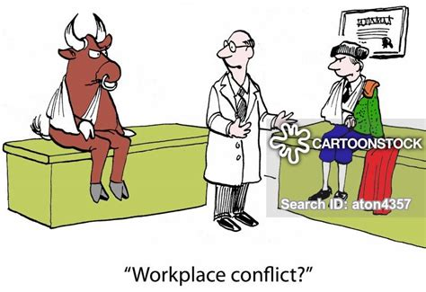 office conflict cartoons  comics funny pictures