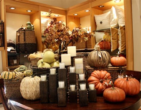Find All Your Fall Home Decor At Galleria Dallas