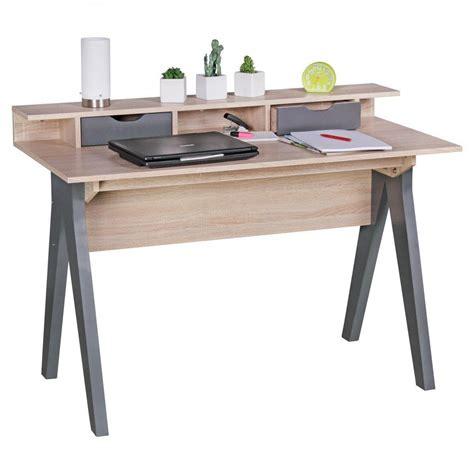 scrivanie computer scrivania per computer mila superficie in legno cm