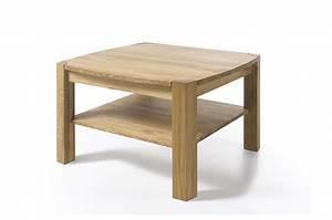 Table Basse Carre En Bois Massif Cbc Meubles