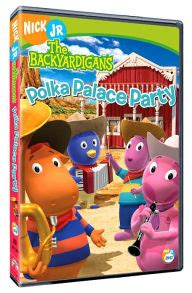 barnes and noble tyrone backyardigans polka palace 97368818828 dvd