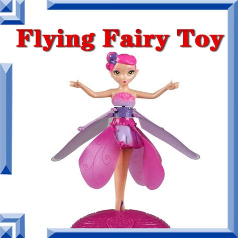 Electronic Flying Doll electronic 2014 new flying infrared induction