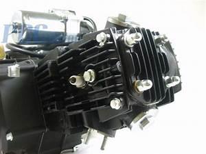 110cc Engine Motor Auto Elec Start Atv Dirt Bike 110e