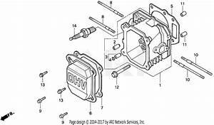 Honda Hr195 Pda Lawn Mower  Usa  Vin  Mzak