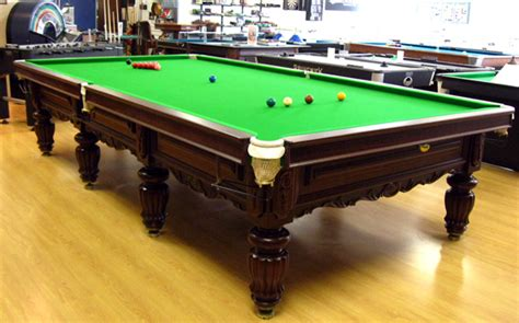 best pool tables in the world snooker tables barton mcgill pools tables
