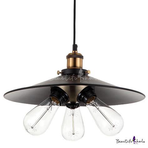kitchen ceiling light shades vintage industrial black metal shade led pendant kitchen 3 6517