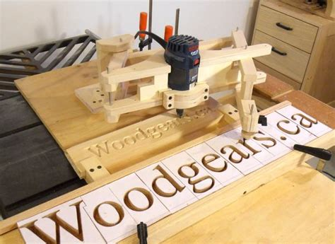 wood wood carving letters pdf plans matthias wandel s carving machine make 19112