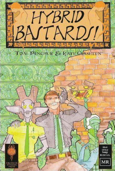 Hybrid Bastards 1 by Hybrid Bastards Volume Comic Vine