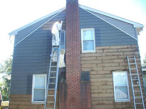 asbestos siding repair estimates prices contractors
