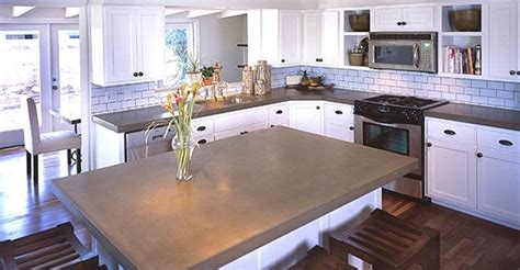 routine care of kitchen countertops