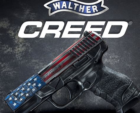 walther arms walther custom creed giveaway