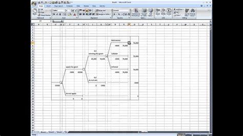 treeplan  decision tree analysis  excel youtube