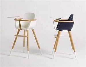 Chaise Haute Bébé Design : chambre bebe chaise haute ovo micuna quipement b b pinterest bebe design and la mode ~ Teatrodelosmanantiales.com Idées de Décoration