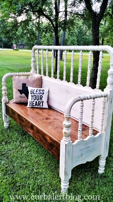White Headboard Bench by Best 25 Headboard Benches Ideas On Benches