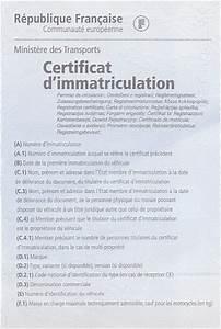 Numero Immatriculation En Cours : en cas deperte du certificat d 39 immatriculation que faire droits des automobilistes sur ~ Medecine-chirurgie-esthetiques.com Avis de Voitures