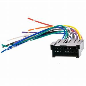 Metra 70-7301 Car Stereo Wiring Harness For 1999
