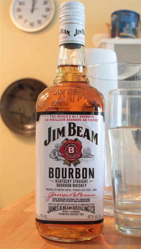 beam jim bourbon whiskey kentucky straight goran ryan much