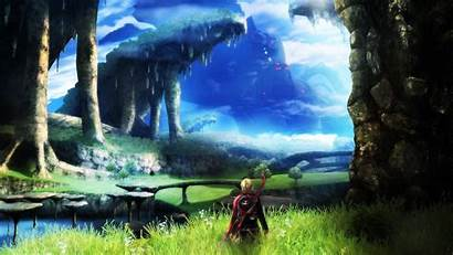 Xenoblade Chronicles Wallpapers Background Wall Bionis Mas