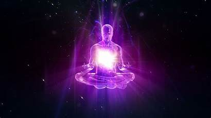 Meditation Soul Space Dog Wallpapers