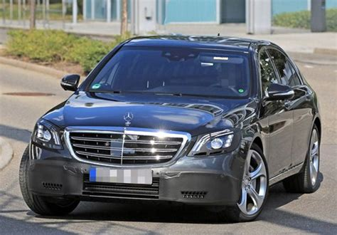 2019 Mercedesbenz S Class Spy Shots  Reviews, Specs