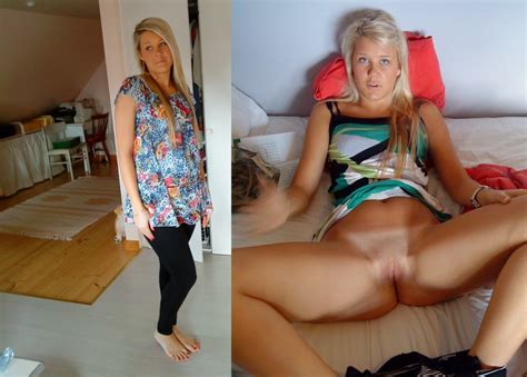 24 · Dressed Then Undressed Teens And Hot Amateurs