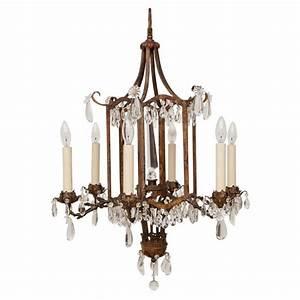 Oriental style light chandelier at stdibs