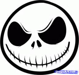 Zero Pumpkin Pattern Nightmare Before Christmas by How To Draw Jack Skellington Easy Step By Step