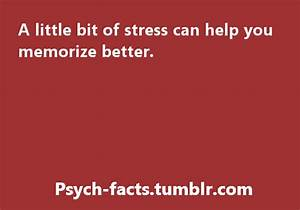 Fun Psychological Facts